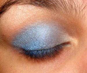 Tutorial: Look Azul Tricolor