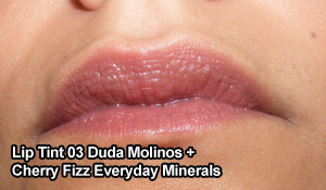Resenha: Lip Tint Duda Molinos
