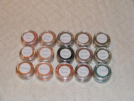 Guia de Compras - Parte I (Pigmentos MAC)