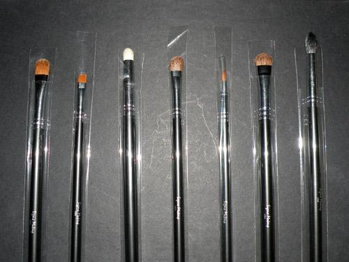 Primeiras Impressões: Kit Sigma Essential Brushes
