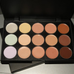 Resenha: 15 Color Professional Camouflage Concealer Palette