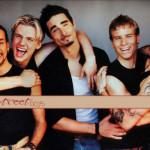 Ô, lá em casa… The Backstreet Boys