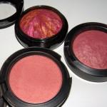 Comparativo de cor: Kaleidoscope Blush Bronze e Pêssego