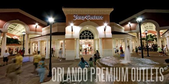 Orlando premium outlets - international dr coupon