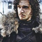Ô, lá em casa… Jon Snow