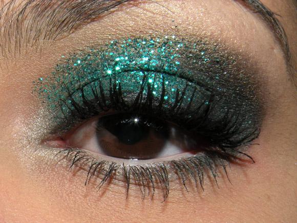 Maquiagem carnaval - Marina 2beauty para Petiscos
