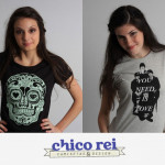 Publi: Chico Rei – Camisetas & Design