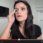 Vídeo: Demonstração Creme Demaquilante com Óleo de Argan