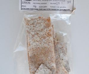 Não é make, mas é demais: Casquinhas de Fibras Sabor Especiarias Orientas da Vitalcake