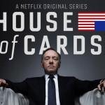 Não é make, mas é demais: House of Cards
