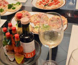 Não é make, mas é demais: Noite da pizza