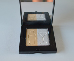 Amostrinhas: Bobbi Brown Party Shimmer Brick