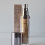 Resenha: Base Naked Skin Weightless Ultra Definition Liquid Makeup Urban Decay