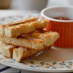 Cozinha Tosca de Marina: Palitinhos com Parmesão