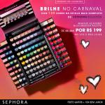 Sephora Blockbuster Palette com desconto *