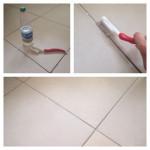 Ap & Decoração: Dica para deixar o rejunte do piso branquinho
