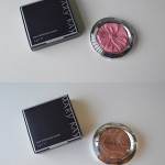 Amostrinhas: Sheer Dimensions Powder Ribbon (Pink) e Chiffon (Natural) Mary Kay