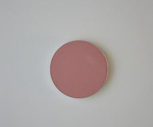 Amostrinhas: MAC Prolongwear Blush cor Blush All Day