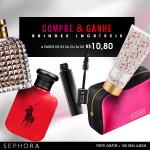 Especial brindes exclusivos Sephora *