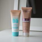 Comparação: BB Cream Dream Oil Control Maybelline x BB Cream L'Oréal