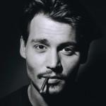 Ô, lá em casa… Johnny Depp