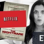 Netflix com o Marinão: Série de terror e um documentário traumatizante