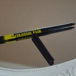 Resenha: Maybelline Lápis Colossal Kajal Extreme Black
