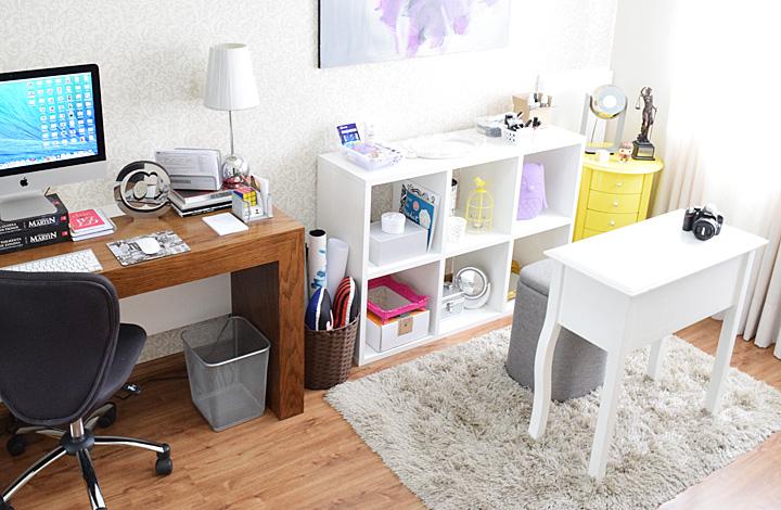 Ap & Decoração Mudanças no Home Office – 2Beauty – Marina  ~ Transformar Home Office Em Quarto De Bebe