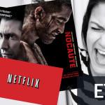 Netflix com o Marinão: Os Suspeitos e Nocaute (#JakeMozão)