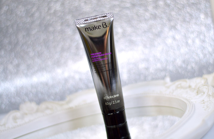 Produtos e Cuidados com a Pele: Hidratante Multiprotetor Diurno e S�rum Anti-Idade Diurno de Make B.