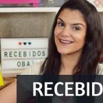 Vídeo: Recebidos e acumulados da viagem, parte II